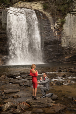 Looking Glass Falls Proposal