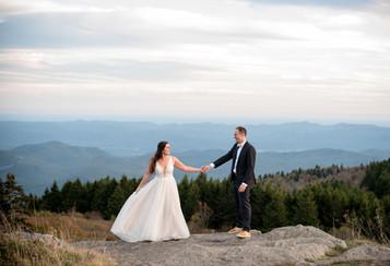 Asheville Mountain Wedding
