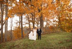 Fall Wedding in Asheville