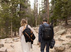 Adventure elopement photographer asheville