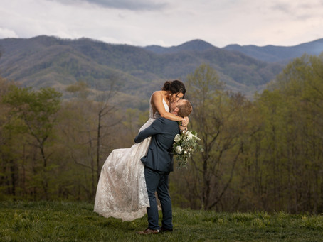 The Parker Mill Wedding : A + K