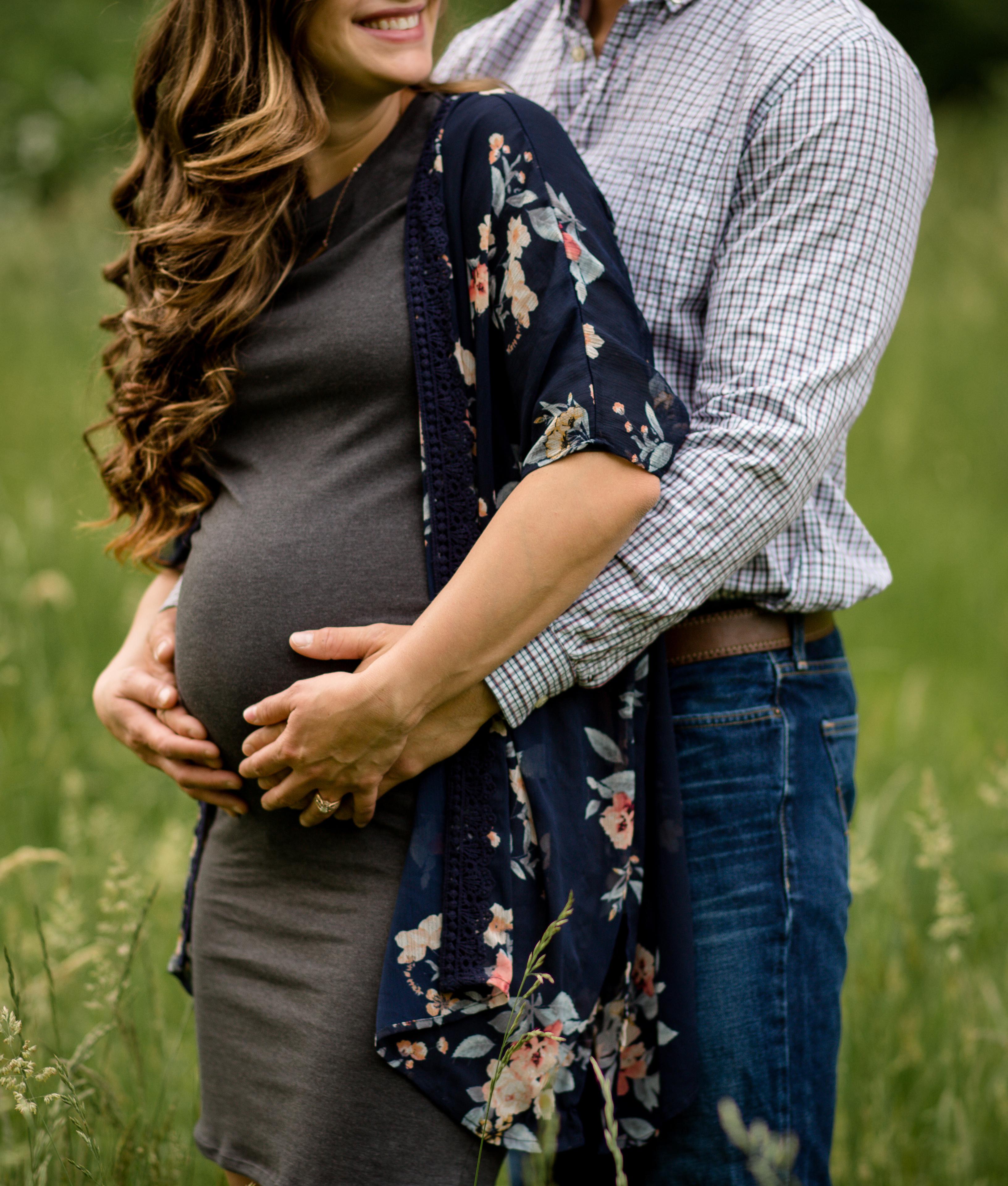 maternity photography asheville
