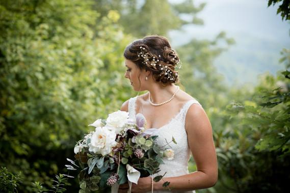 Asheville Wedding Photos