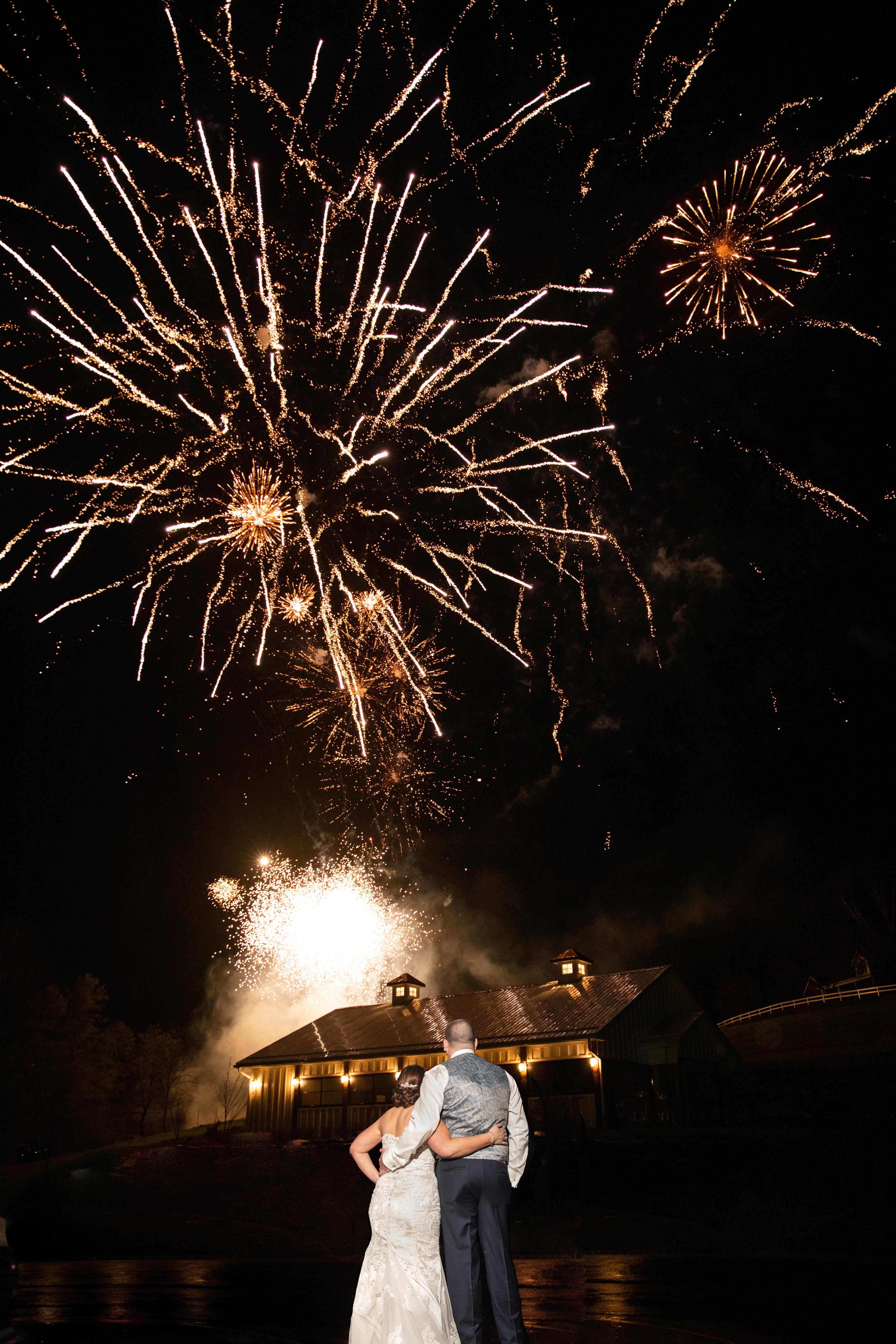 Chestnut Ridge Firework Exit