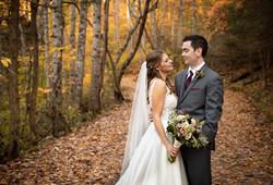 Fall Wedding Asheville