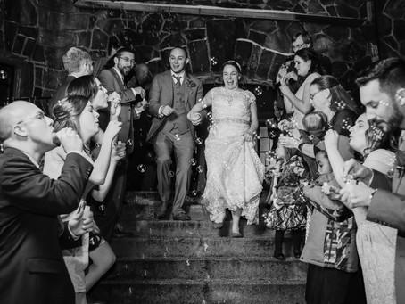 Homewood Wedding Asheville: Emily + David