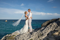 beautiful bermuda wedding