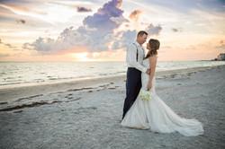 beach wedding st. pete beach florida