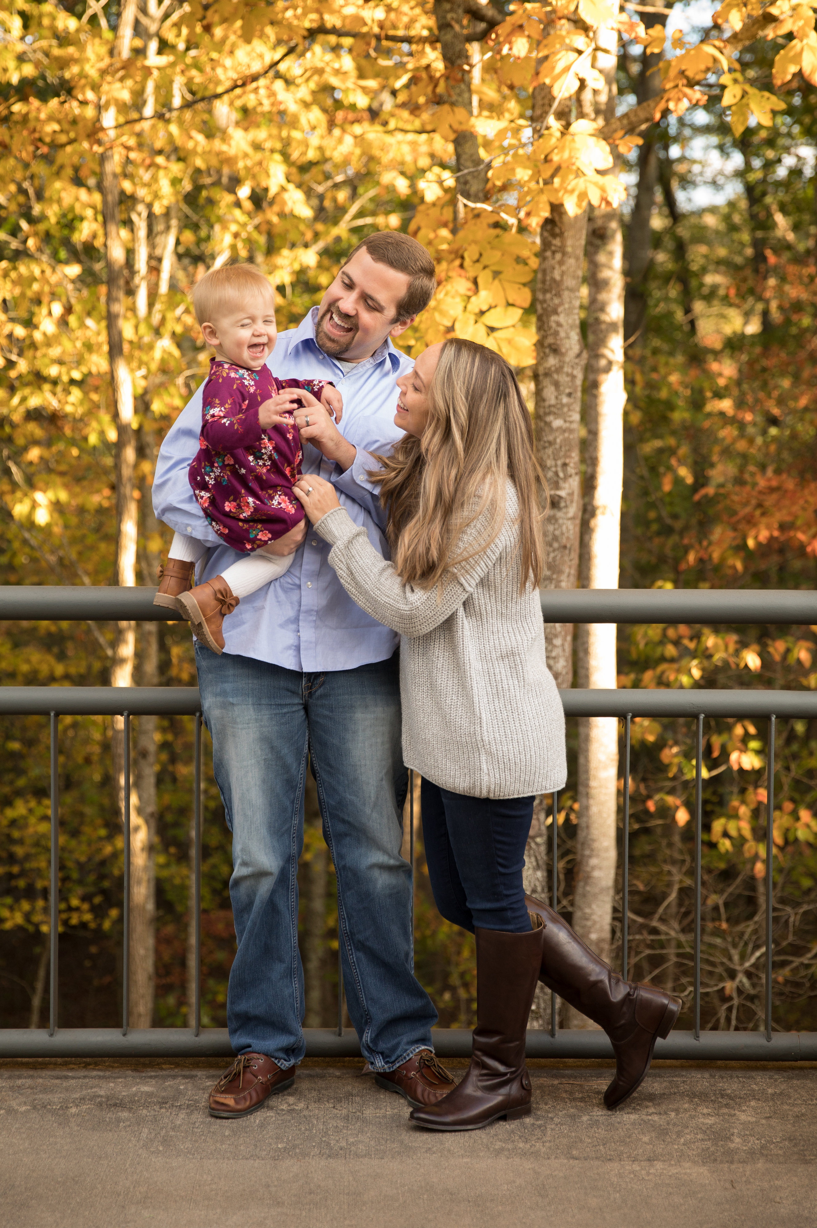 nc arboretum family photographer