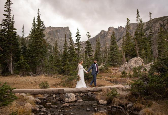 Rocky Mountain Adventure Elopement