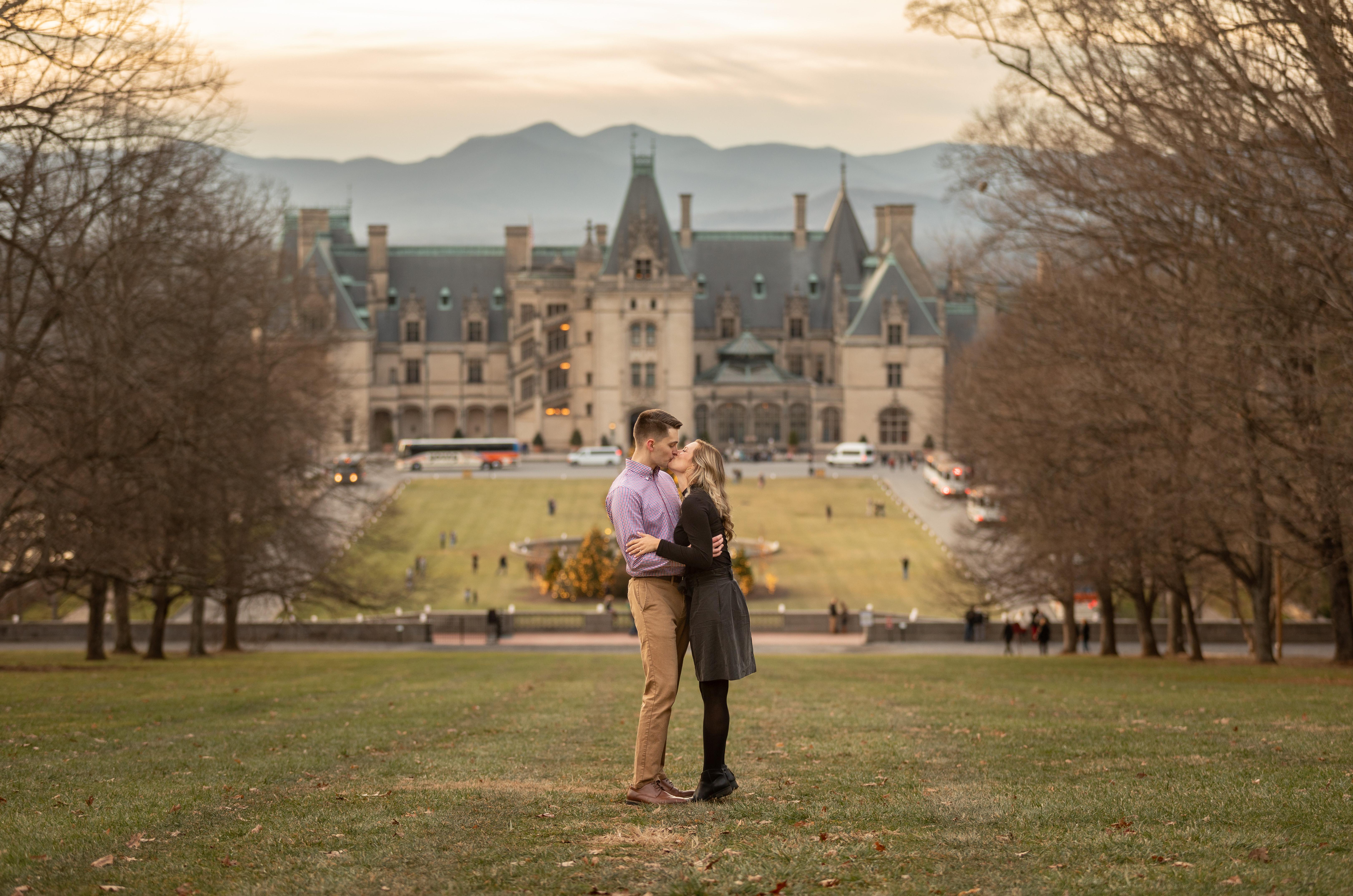 Biltmore proposal photos