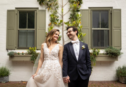Historic Philadelphia Wedding Photos