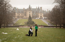 biltmore engagement photography