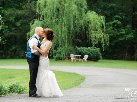 Weddings: How to get the perfect first look!