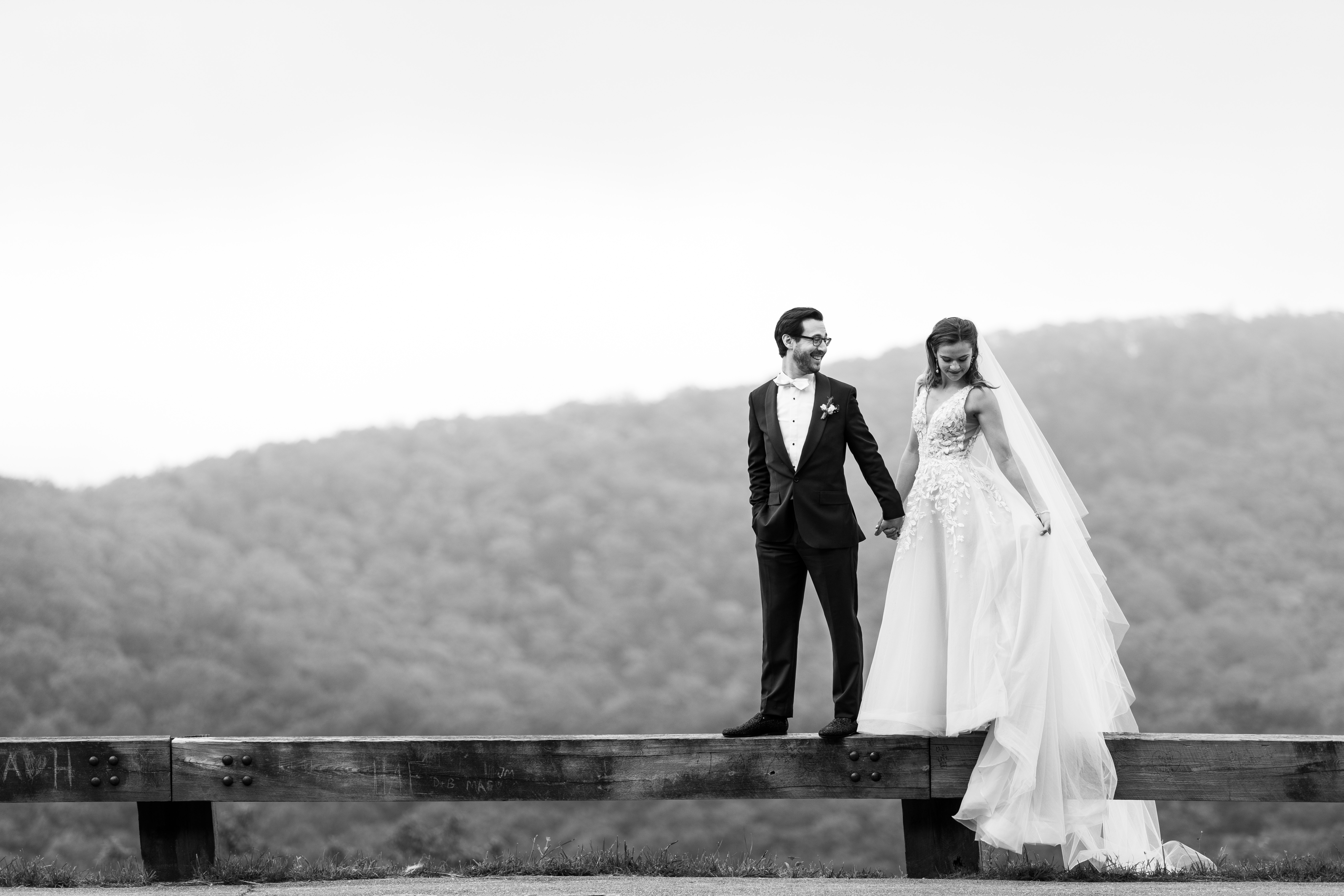 Blue Ridge Parkway Elopement
