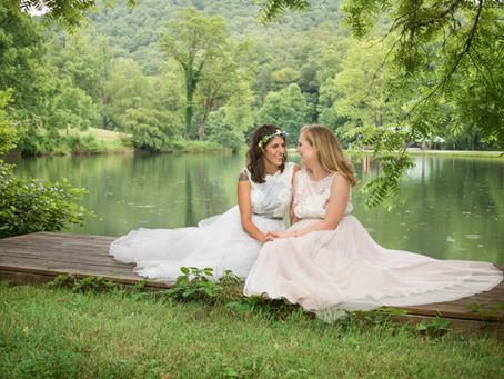 Deerfields: Christine + Mariana
