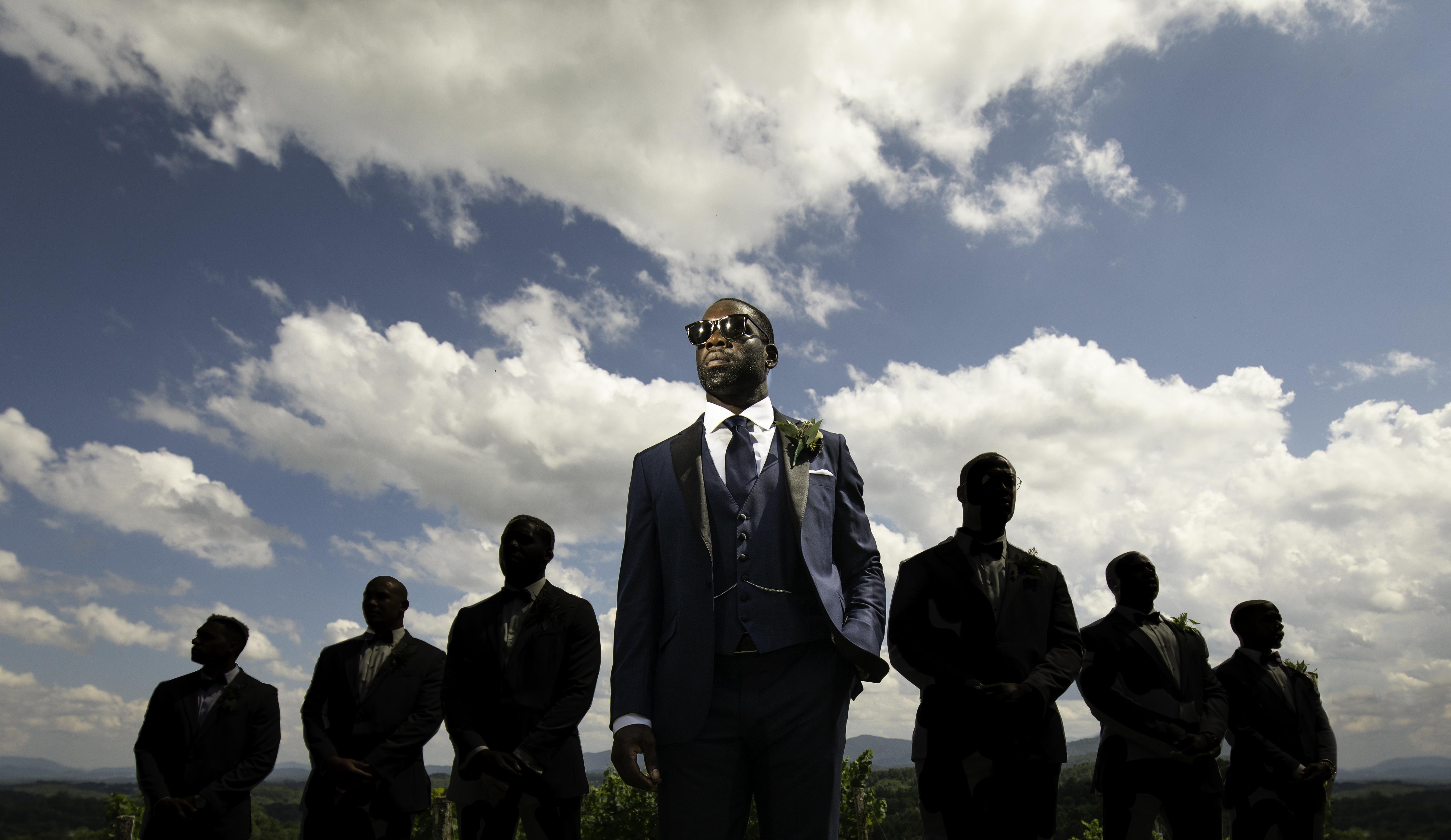 Longleaf Vineyard Wedding