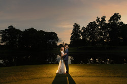 Country Club Wedding Asheville