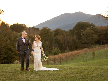 Caitlyn Farms Wedding : C + M