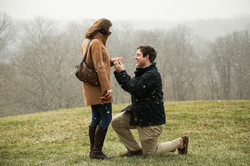snow proposal ideas