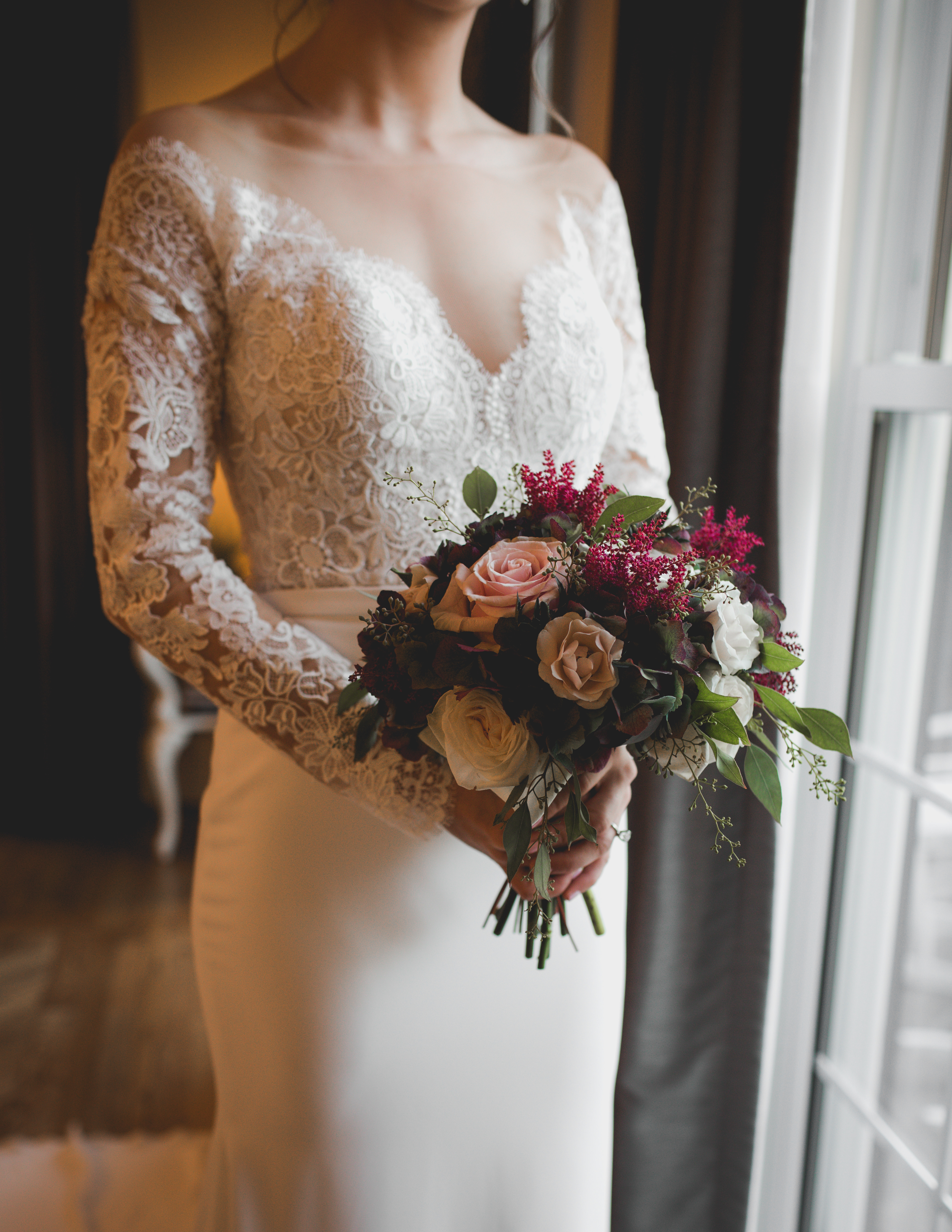 highgrove estate bridal portraits
