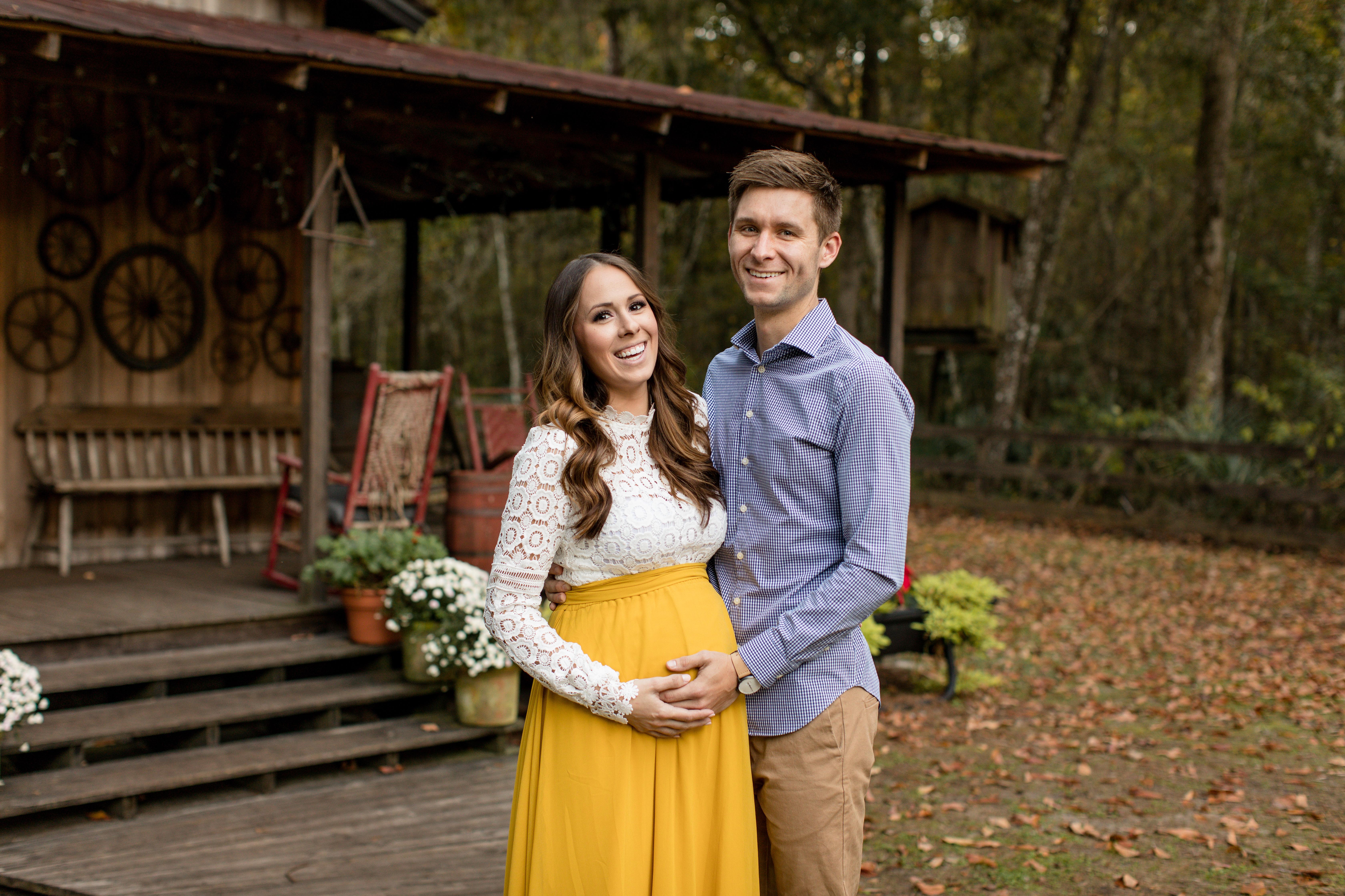Asheville maternity photographers