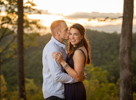 The Parker Mill Engagement:  A + K