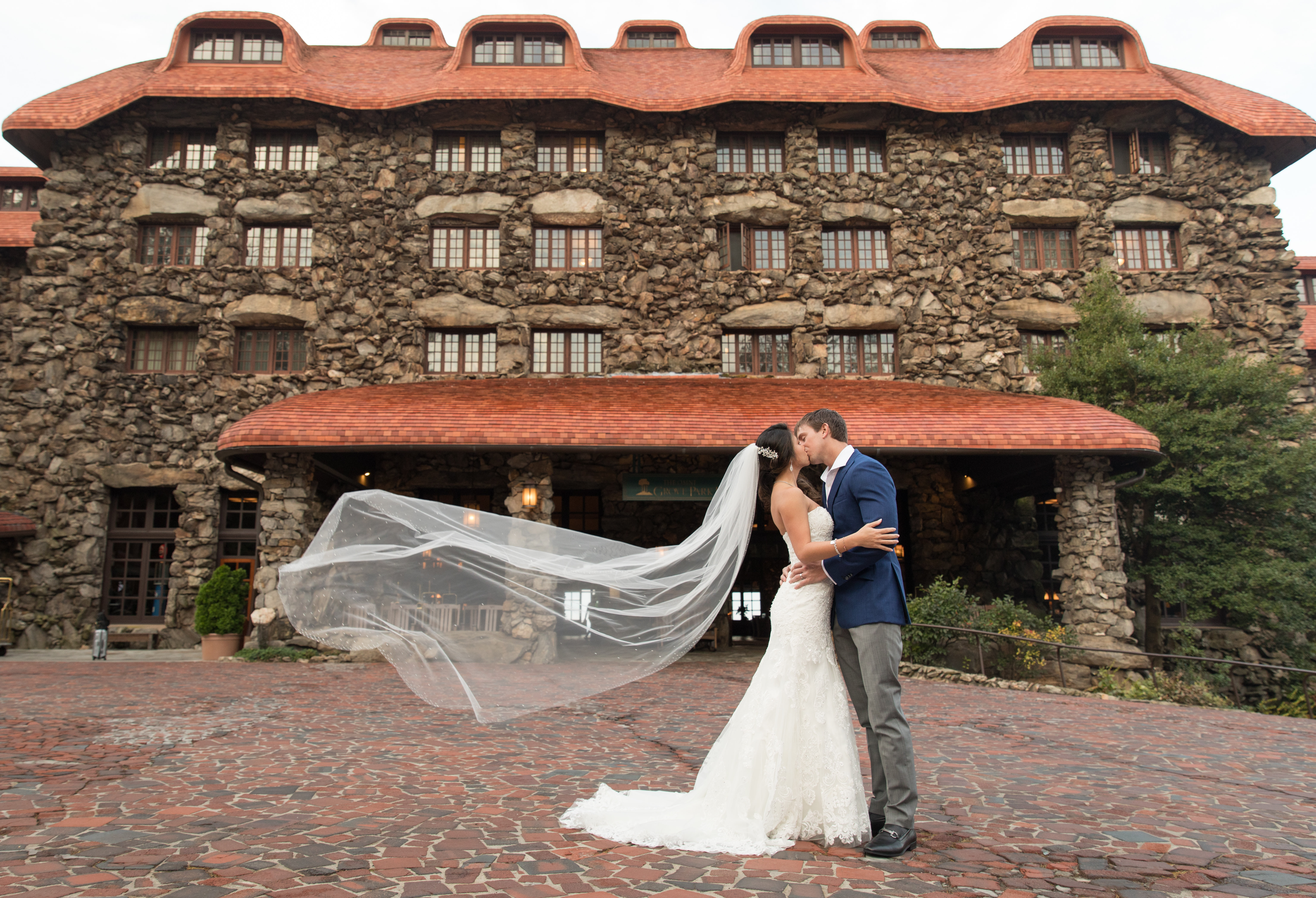 omni grove park inn wedding