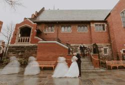 Trinity Episcopal Wedding Asheville
