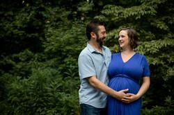 asheville maternity photography