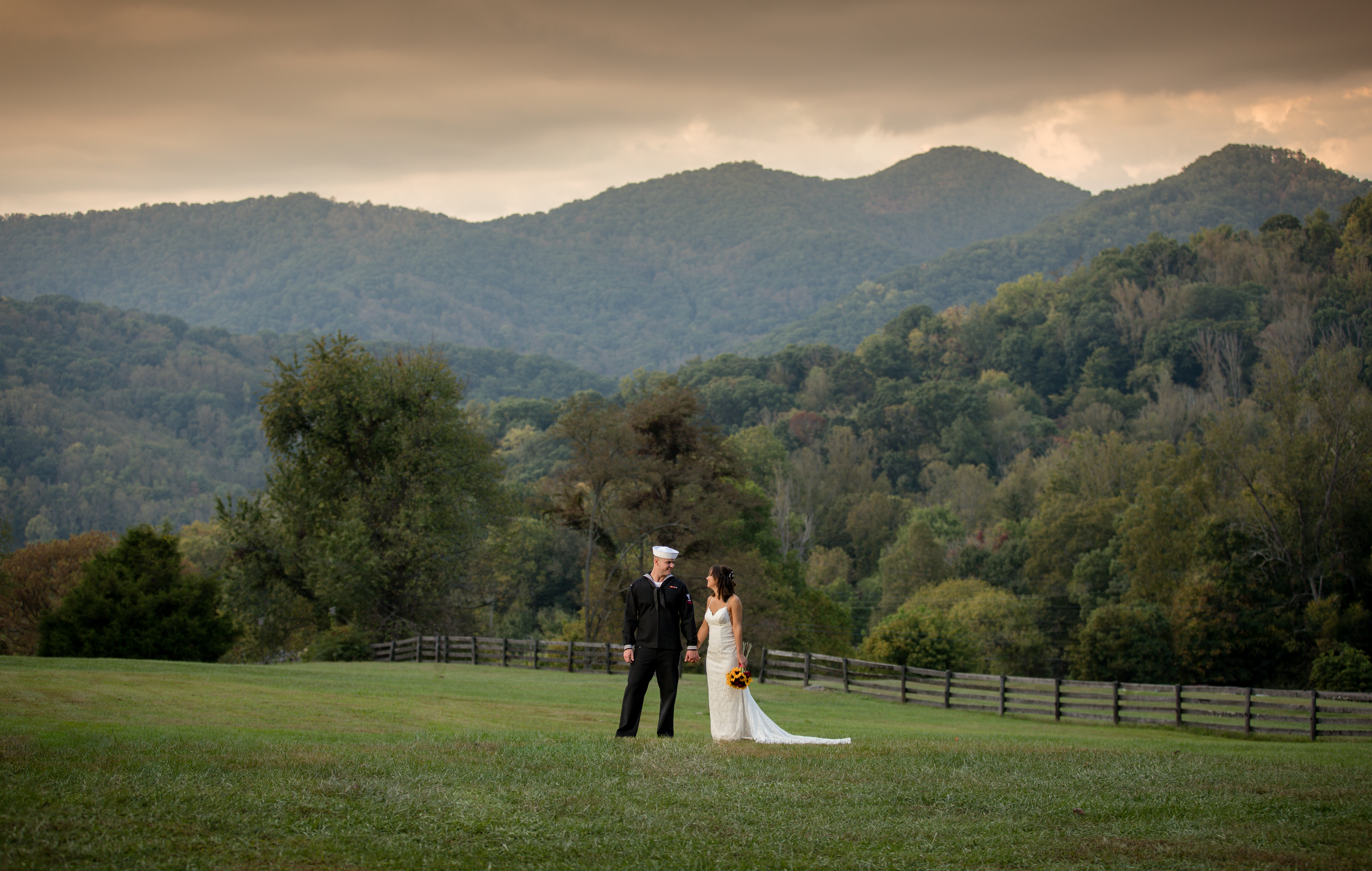 Wedding Fields of Blackberry Cove