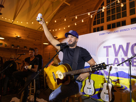 Two Lane Promo Event....with Luke Bryan!