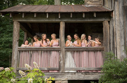 asheville wedding the farm