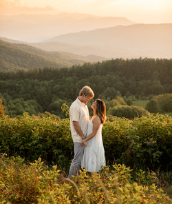 Max Patch Engagement Photographer