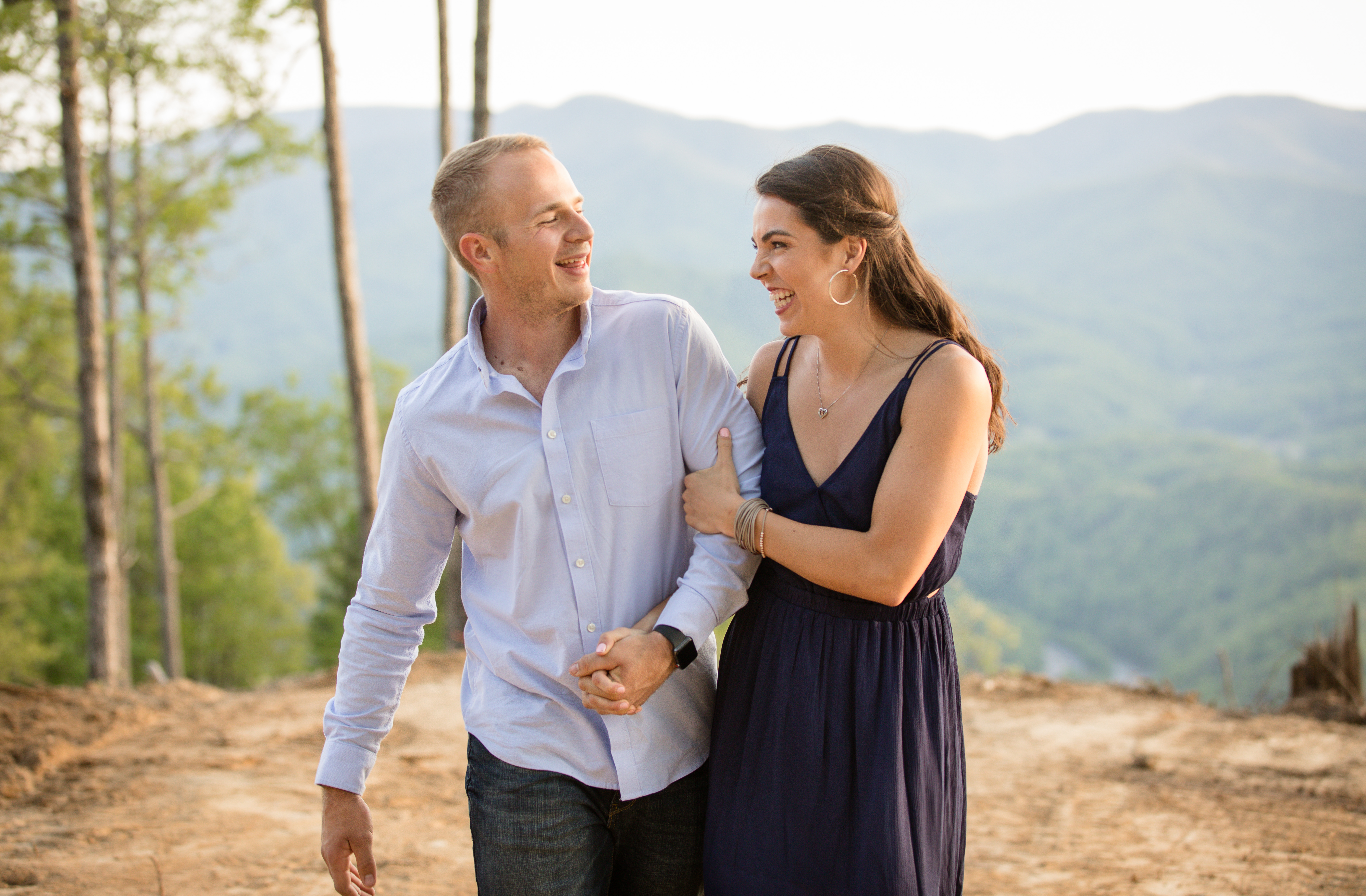 Engagement at The Parker Mill