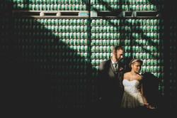 Highland Brewing Co. Wedding