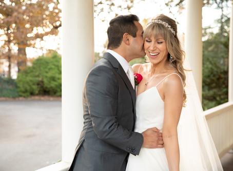 Alexander Homestead Wedding: J + D