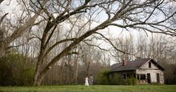 Rustic NC wedding