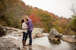 Engagement ideas near Asheville