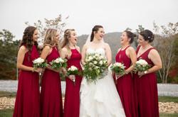 Hidden Hill Wedding Morganton