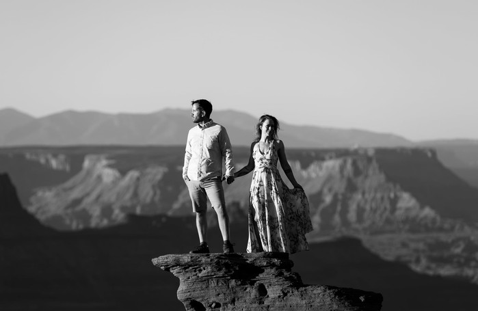 Moab Adventure Engagements