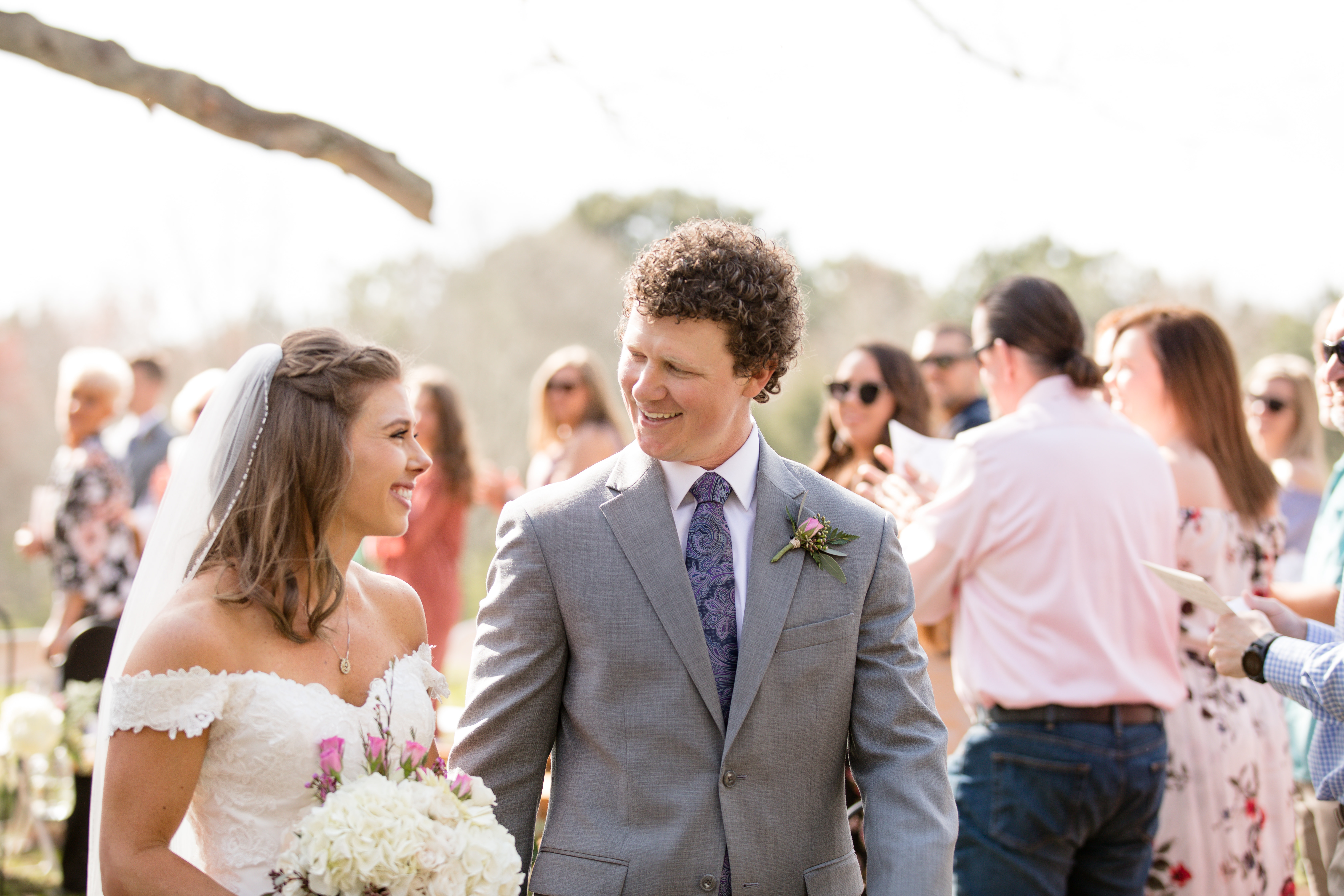 Rustic Asheville Wedding