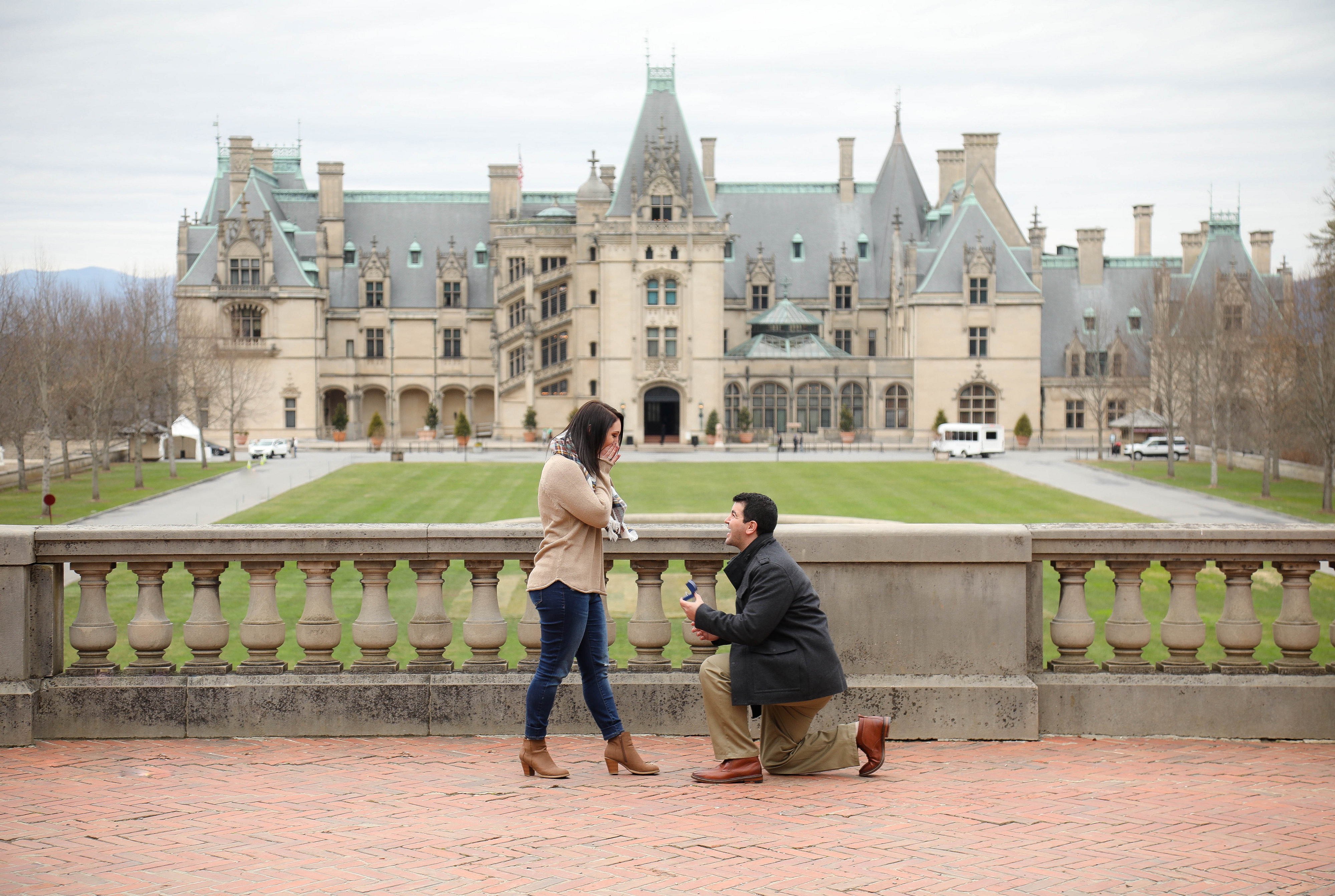 Proposal photographer asheville