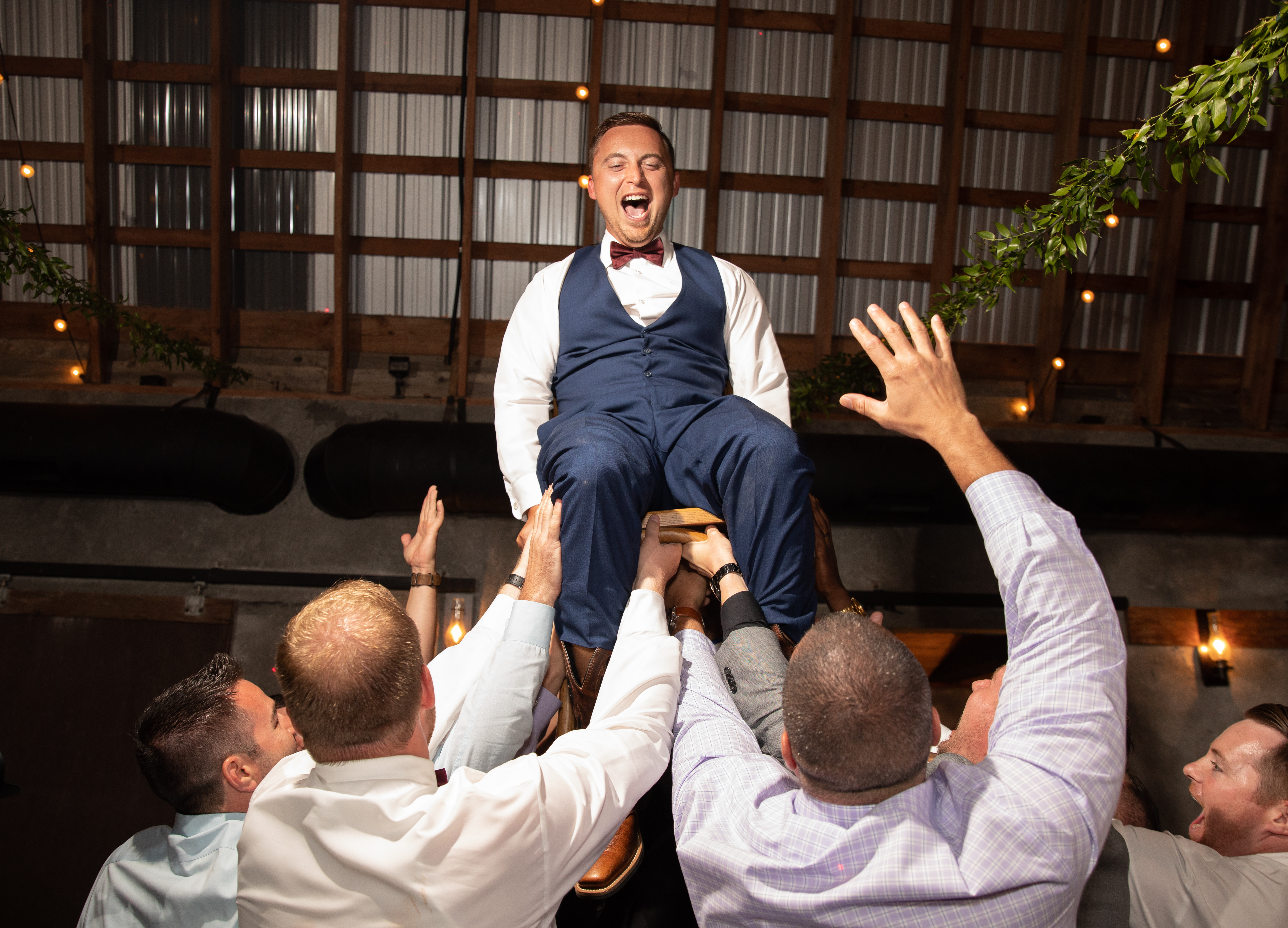Weddings at Overlook Barn