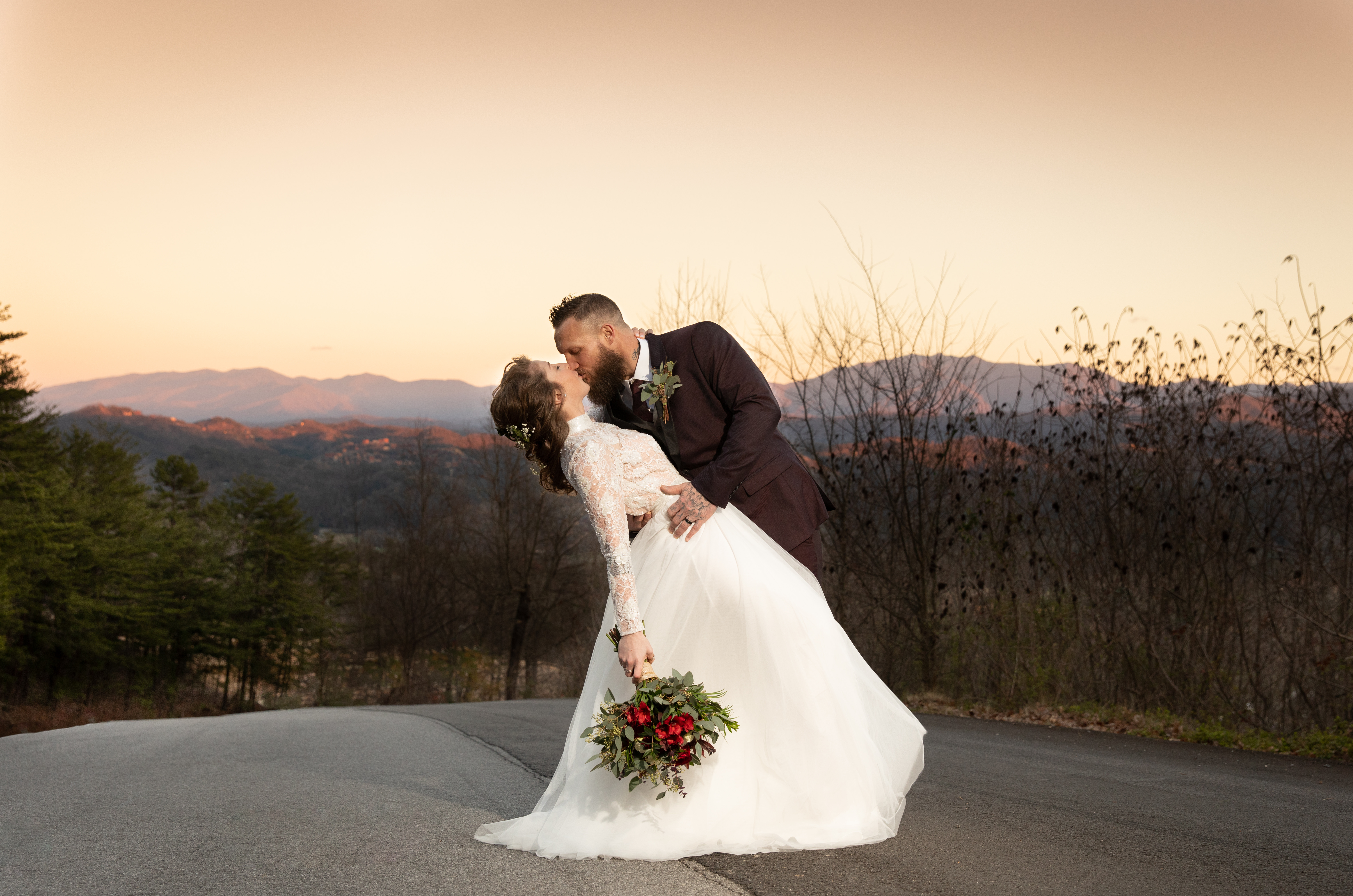 Gatlinburg Mountain Elopement