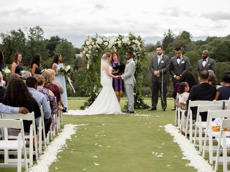 Country Club of Asheville Wedding:  Ashleigh + Byron