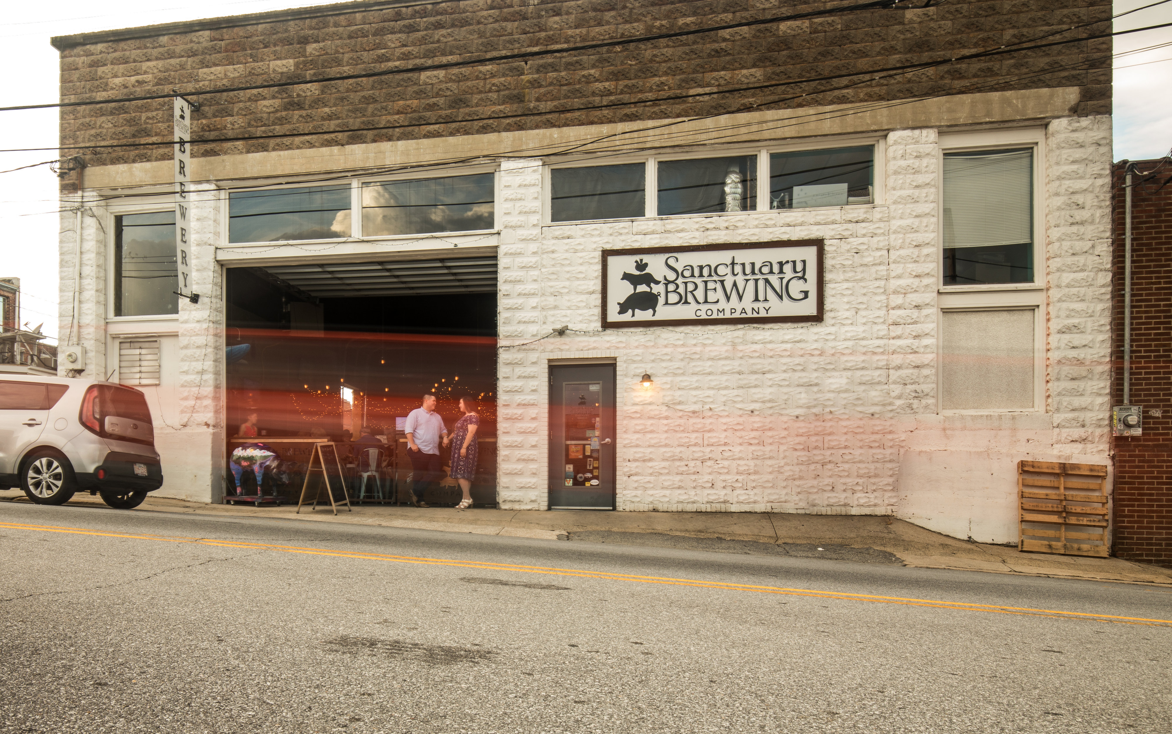 sanctuary brewery engagement