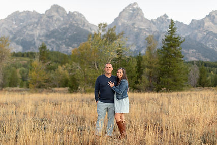 Photo of a Engagement in Jackson Hole
