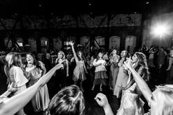 Bleckley Station Wedding reception