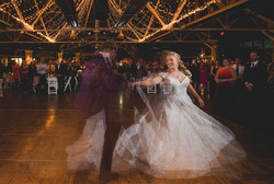 Crest Center and Pavilion Wedding